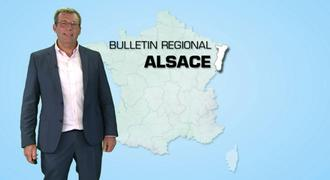 Vidéo Bulletin régional Alsace