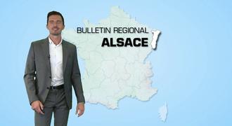 Vidéo Bulletin régional Alsace