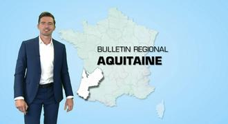 Vidéo Bulletin régional Aquitaine
