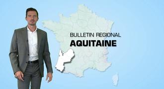 Vidéo Bulletin régional Aquitaine