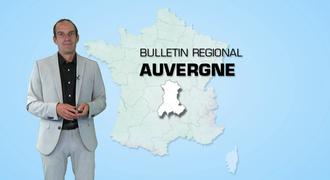 Vidéo Bulletin régional Auvergne