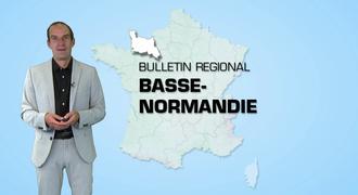 Vidéo Bulletin régional Basse-Normandie