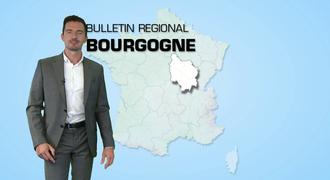 Vidéo Bulletin régional Bourgogne
