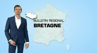 Vidéo Bulletin régional Bretagne