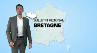 Vidéo Bulletin régional Bretagne