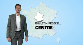 Vidéo Bulletin régional Centre