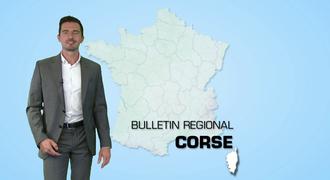 Vidéo Bulletin régional Corse