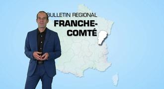 Vidéo Bulletin régional Franche-Comté