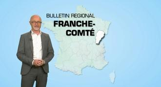 Vidéo Bulletin régional Franche-Comté