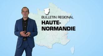 Vidéo Bulletin régional Haute-Normandie
