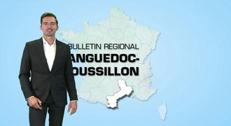 Vidéo Bulletin régional Languedoc-Roussillon