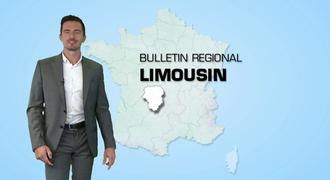 Vidéo Bulletin régional Limousin