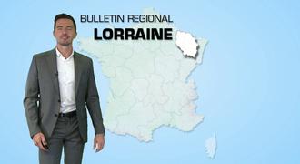 Vidéo Bulletin régional Lorraine