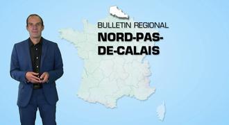 Vidéo Bulletin régional Nord-Pas-De-Calais