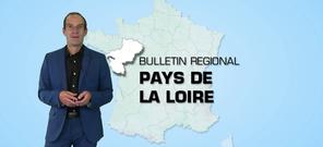Bulletins vidéos des 22 régions - Nantes 44000