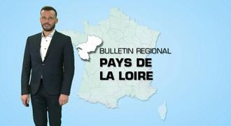 Vidéo Bulletin régional Pays de la Loire