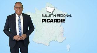 Vidéo Bulletin régional Picardie