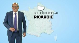 Vidéo Bulletin régional Picardie