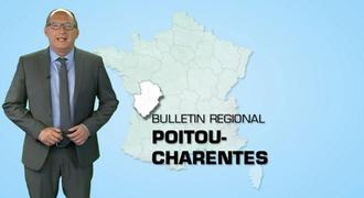 Vidéo Bulletin régional Poitou-Charentes