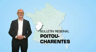 Vidéo Bulletin régional Poitou-Charentes