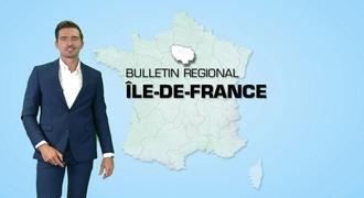 Vidéo Bulletin régional Ile-de-France