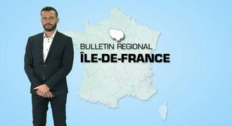 Vidéo Bulletin régional Ile-de-France