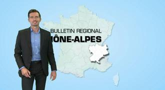 Vidéo Bulletin régional Rhône-Alpes