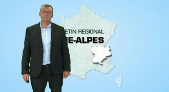 Vidéo Bulletin régional Rhône-Alpes