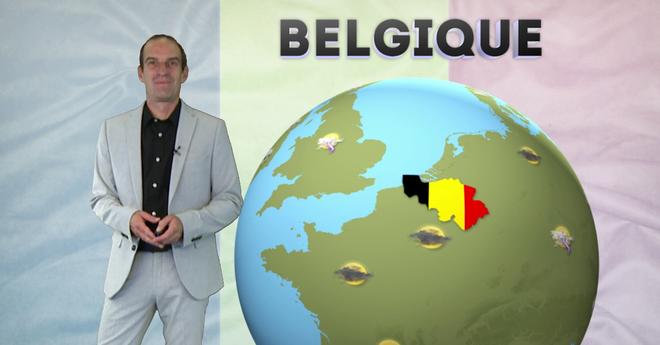 Vidéo Bulletin national Belgique