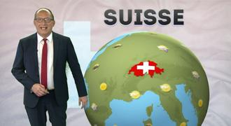 Vidéo Bulletin national Suisse