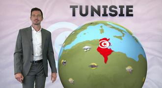 Vidéo Bulletin national Tunisie