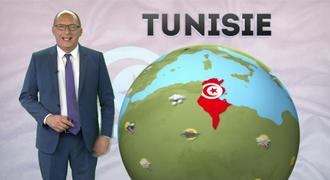 Vidéo Bulletin national Tunisie