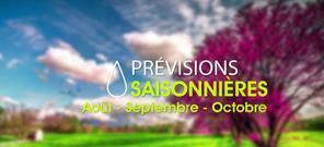 Prévisions saisonnières - France - Prévision saisonnière