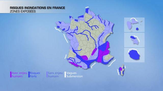 Reporters - France - Pluie