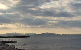Nuages Sausset-les-Pins 13960 Couverture nuageuse