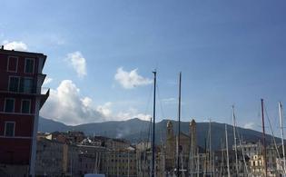 Ciel Bastia 20600 Nuages